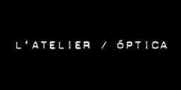 Logo L'Átelier Óptica