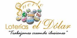 Logo Loterías El Dolar